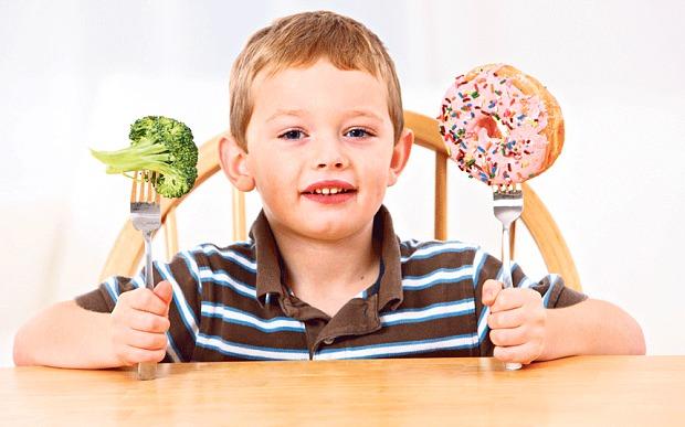 barn og mat