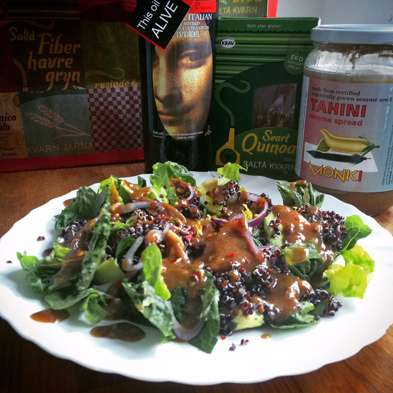 Deilige Og Næringsrike Quinoa!