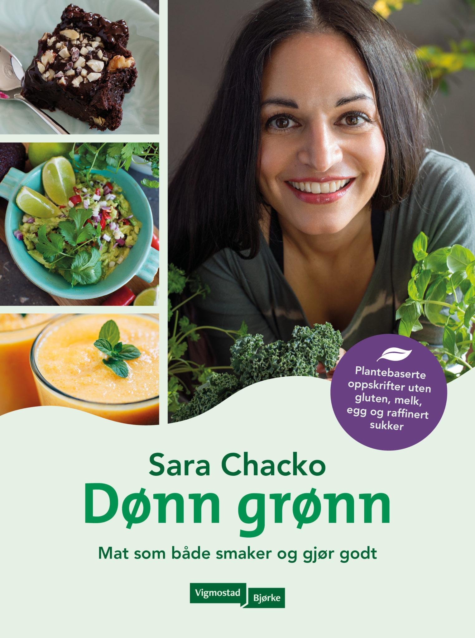 Dønn Grønn Inspirasjonskveld for deg som ønsker å spise mer grønt i 2019!