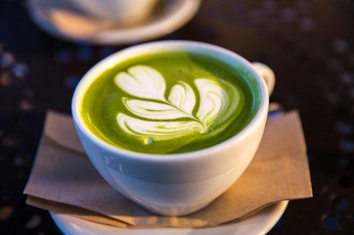Matcha Latte Er Det Beste Som Finnes!