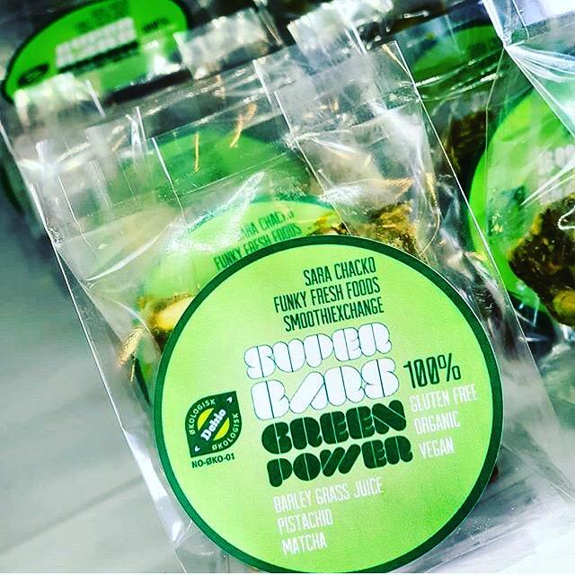 SuperBars Green Power, En Fantastisk Nyhet!